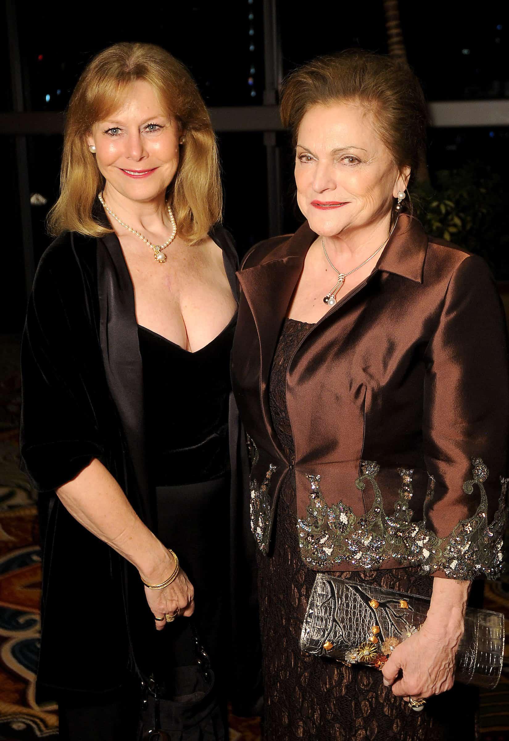 Cheryl Byington and Beth Wolff