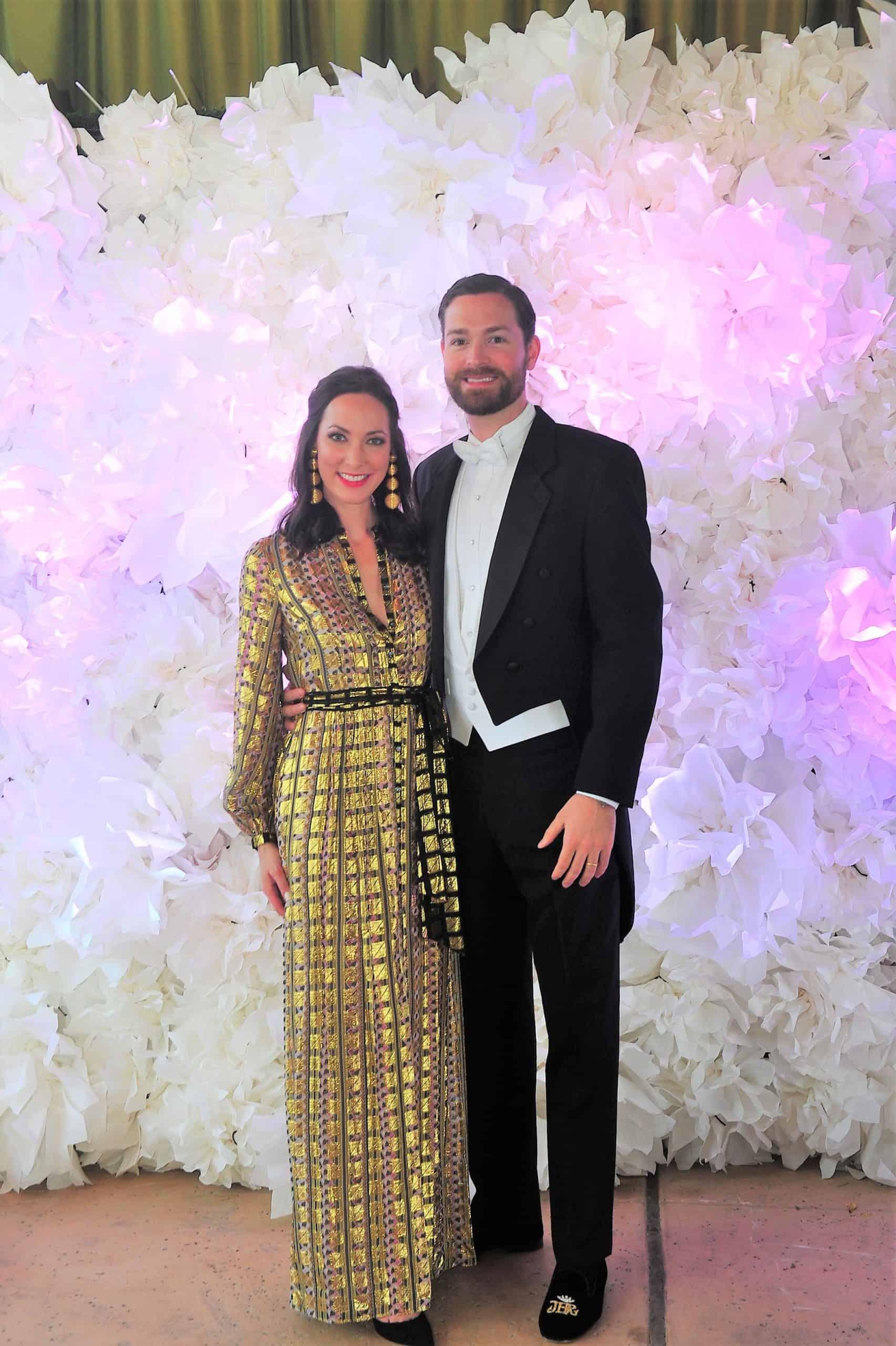 Corinna and JB Richter