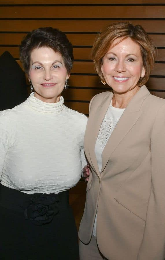 Debbie Montford and Sheryl Sculley