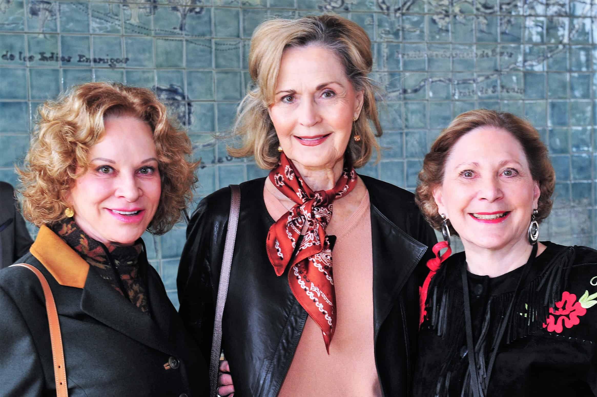 Donna Block, Tracy Wolff and Earl Fae Eldridge