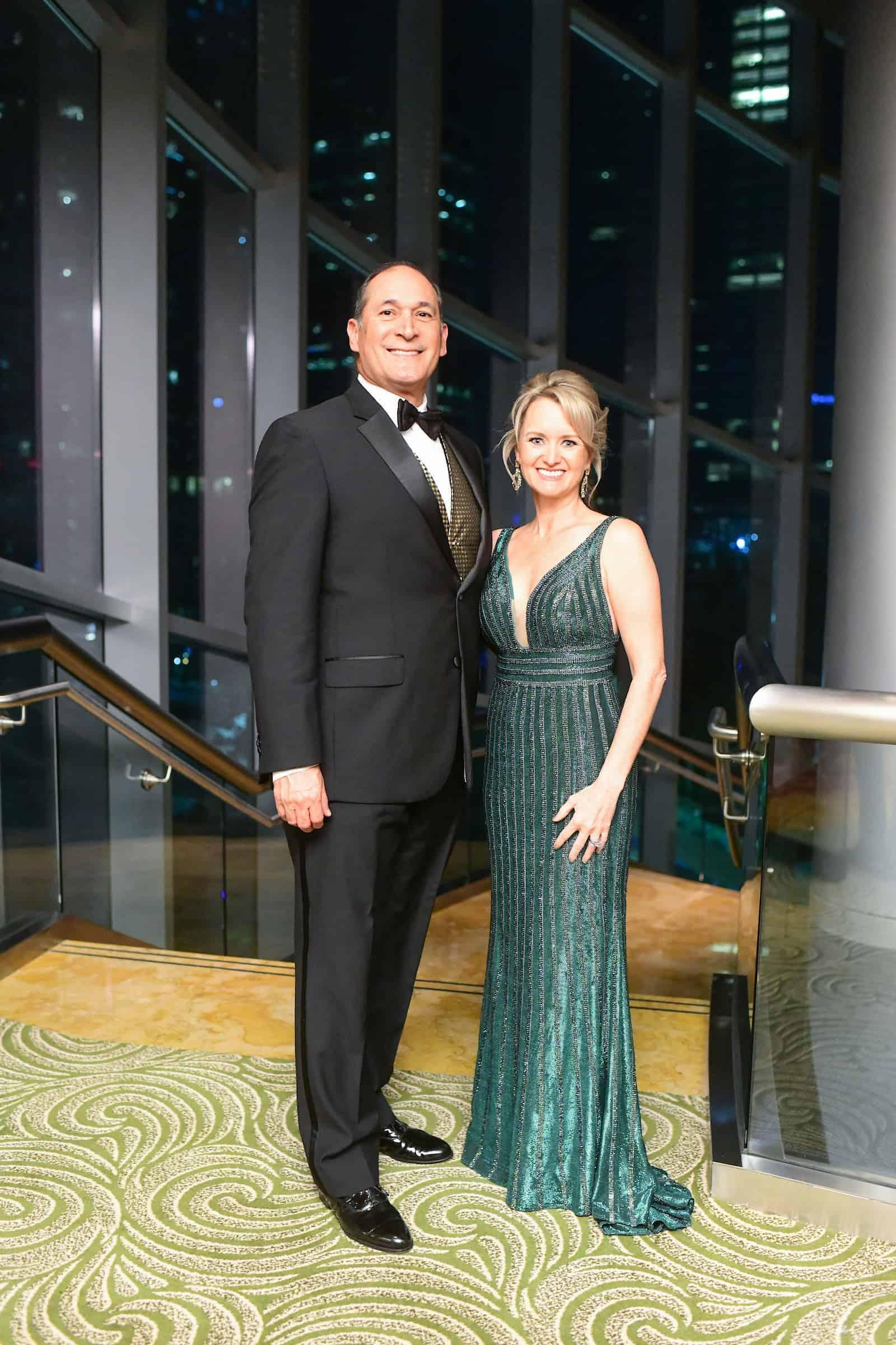 Fernando Parra and Dr Kelly Larkin