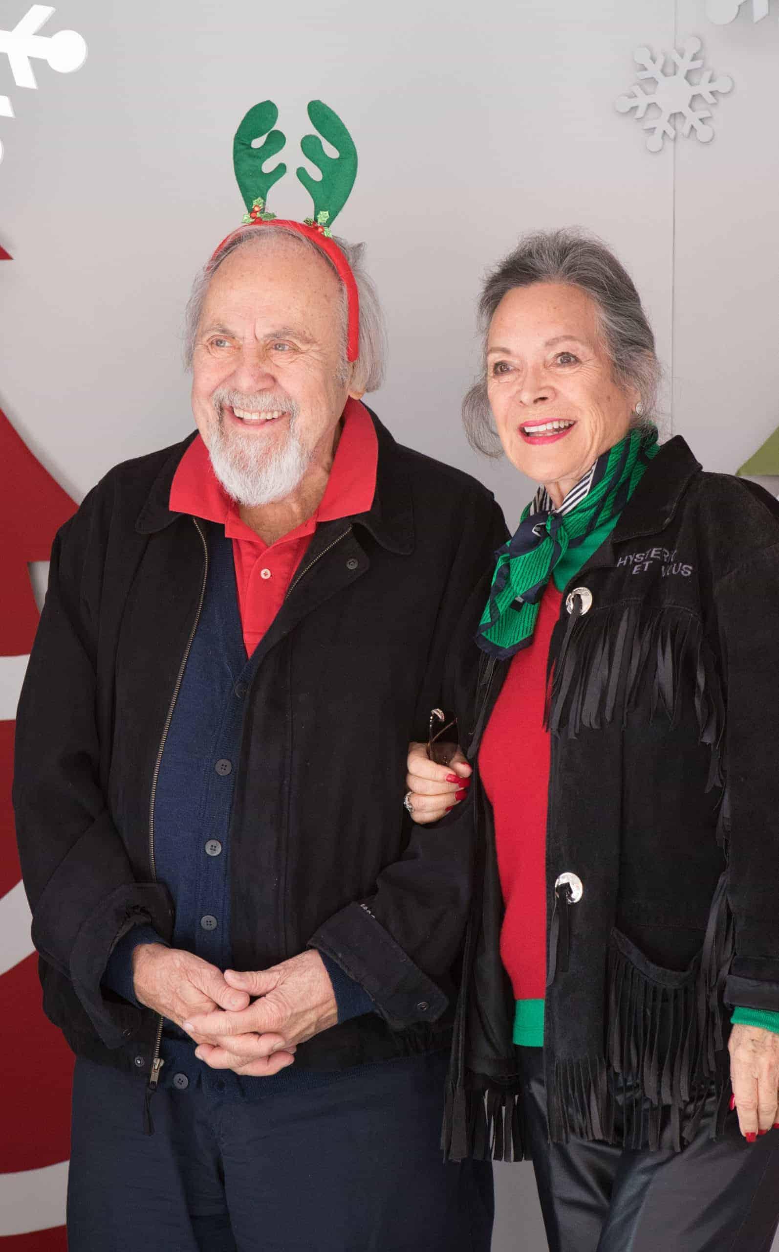 George Schlatter and Jolene Brand