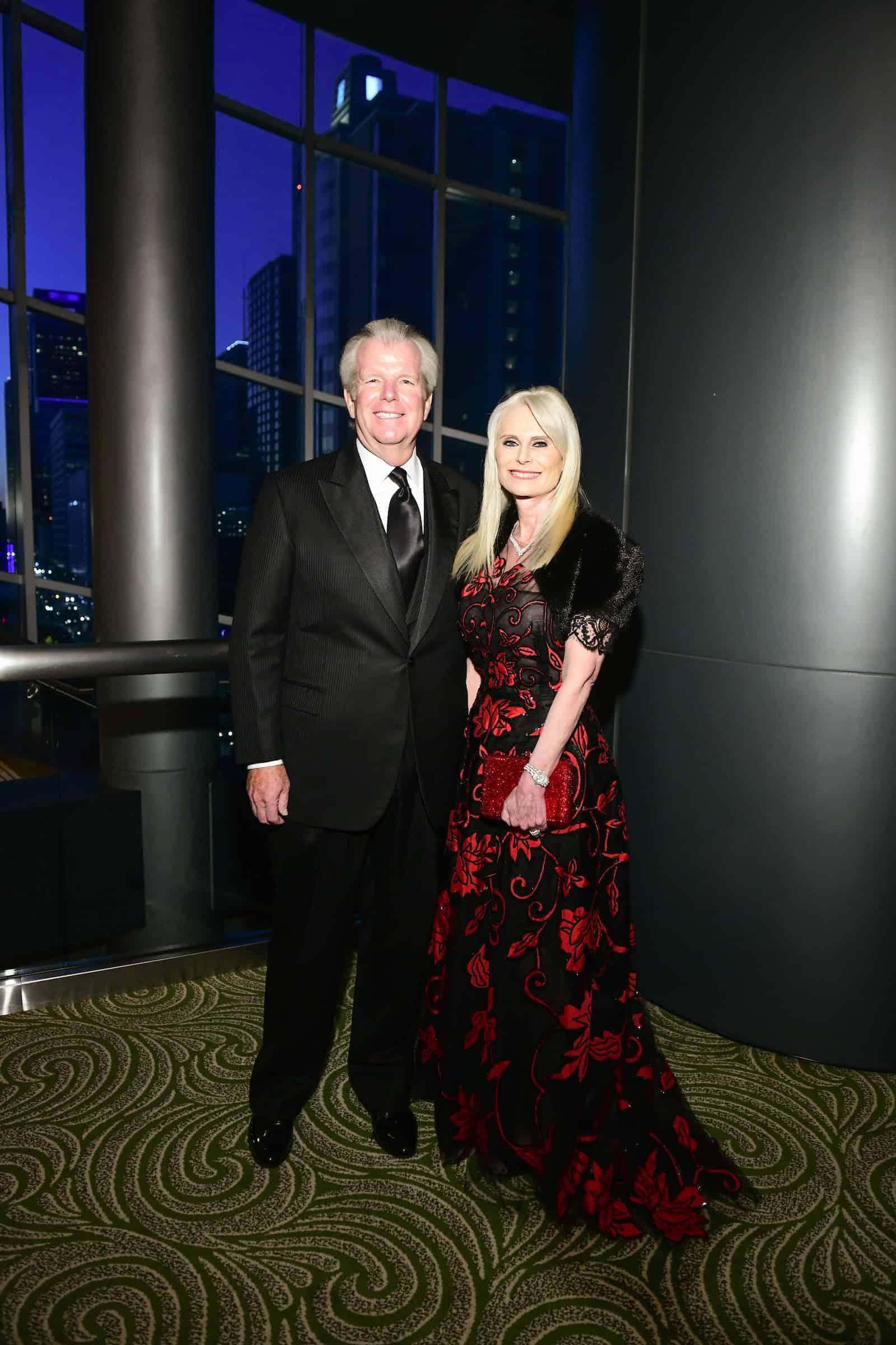 Gregg and Jo Lynn Falgout