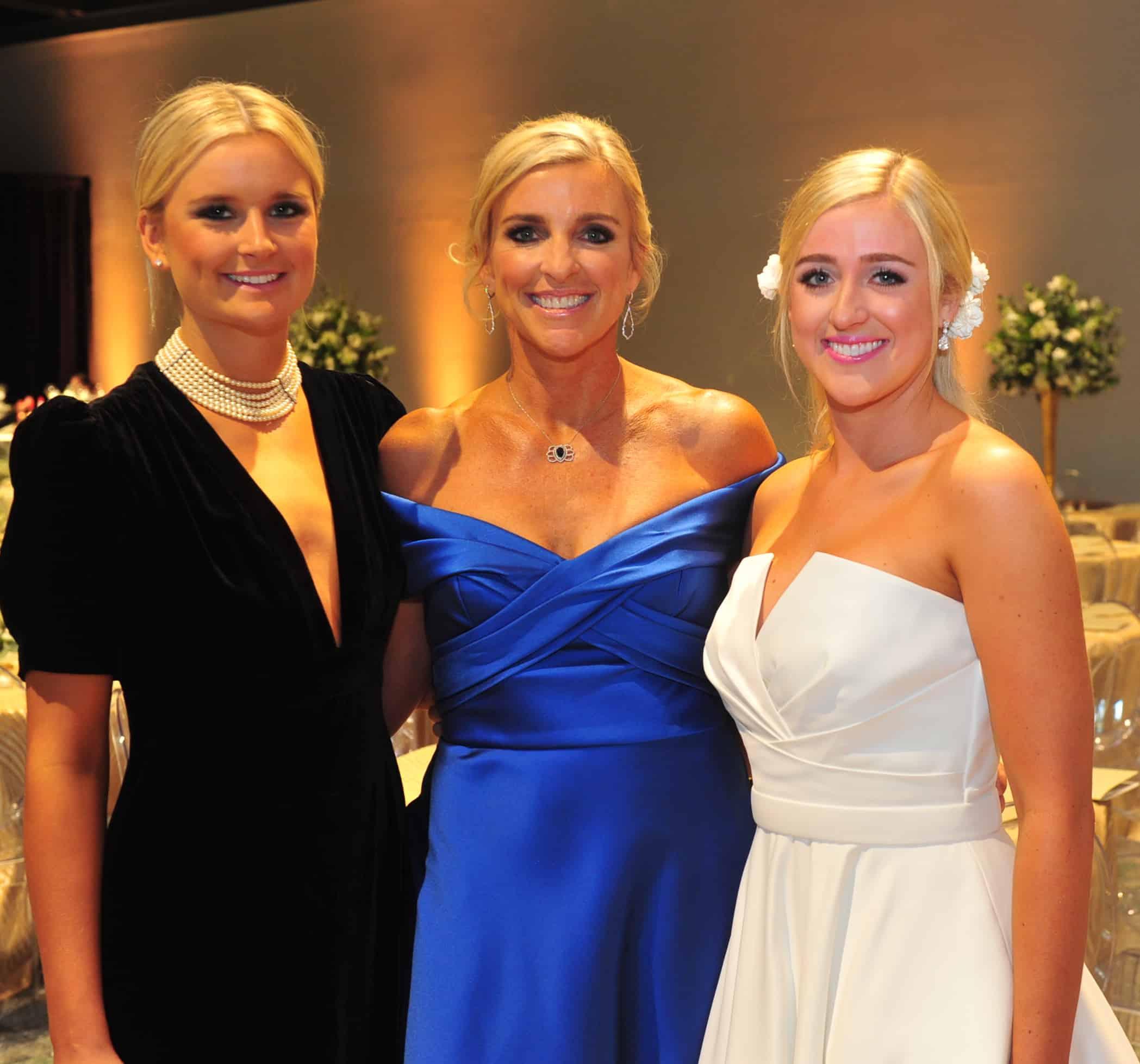 Hannah Bakke, Jessica Bakke and Brooke Bakke