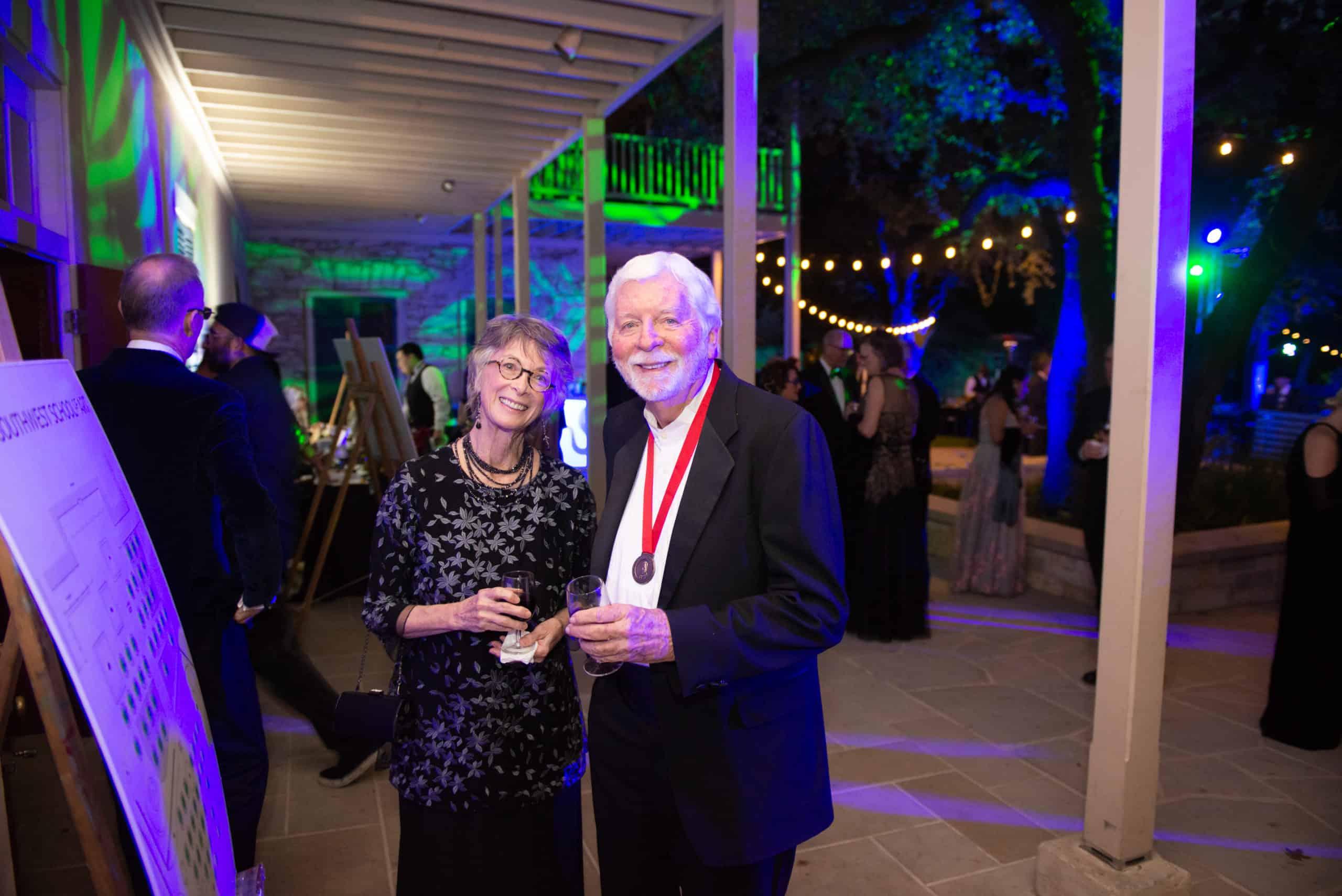 Jane Scroggs and Sinclair Black