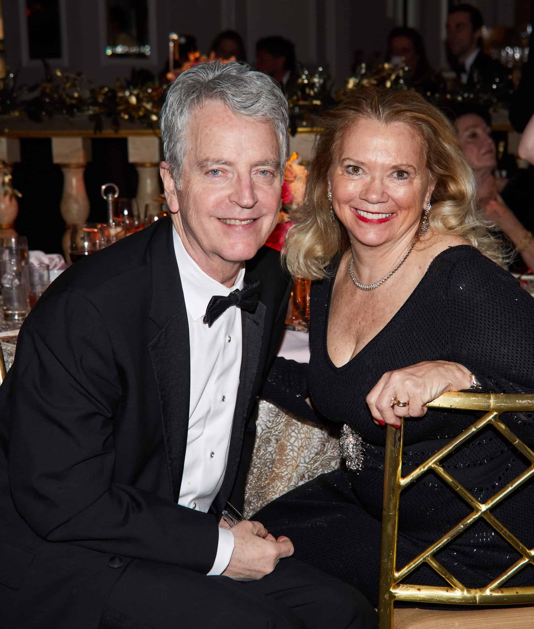 John and Linda Gilmore
