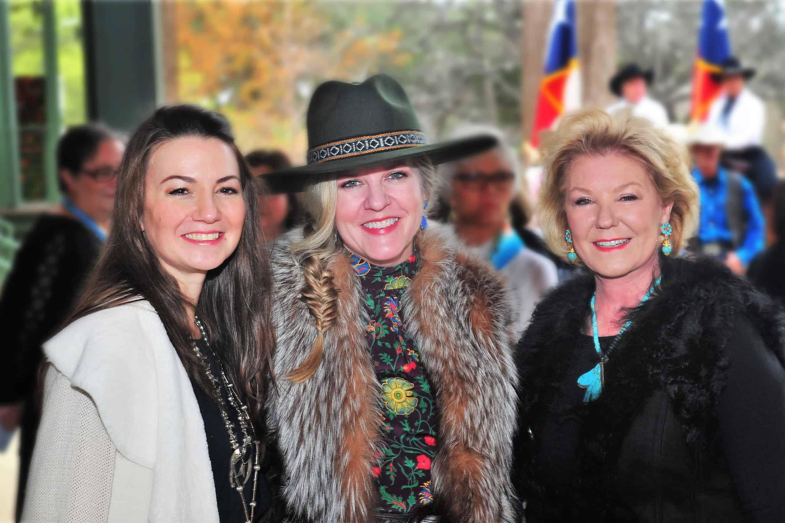 Karen Karawan, Heather Haynes and Bekki Kowalski