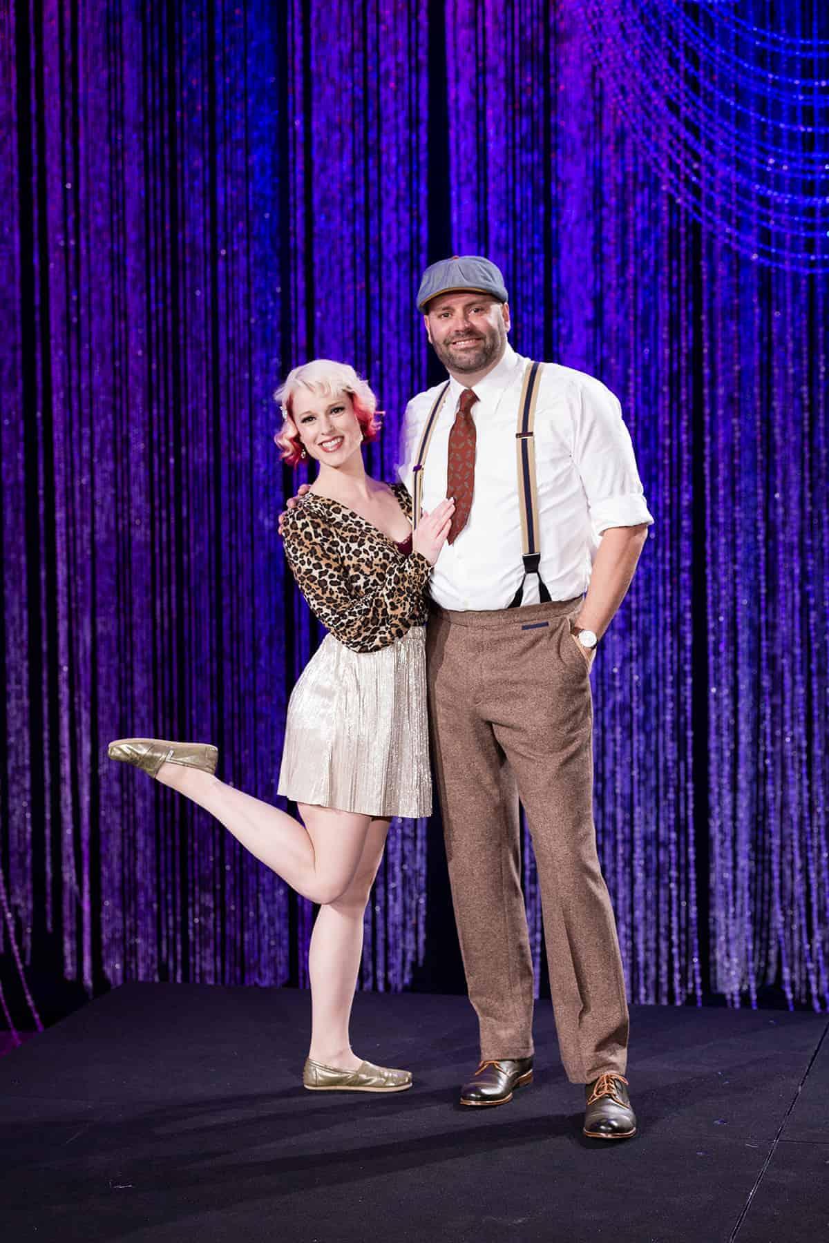 Katrina Repka and Jonathan Davis