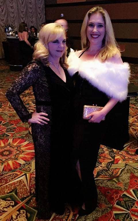 Kim Padgett and Jennifer Roosth