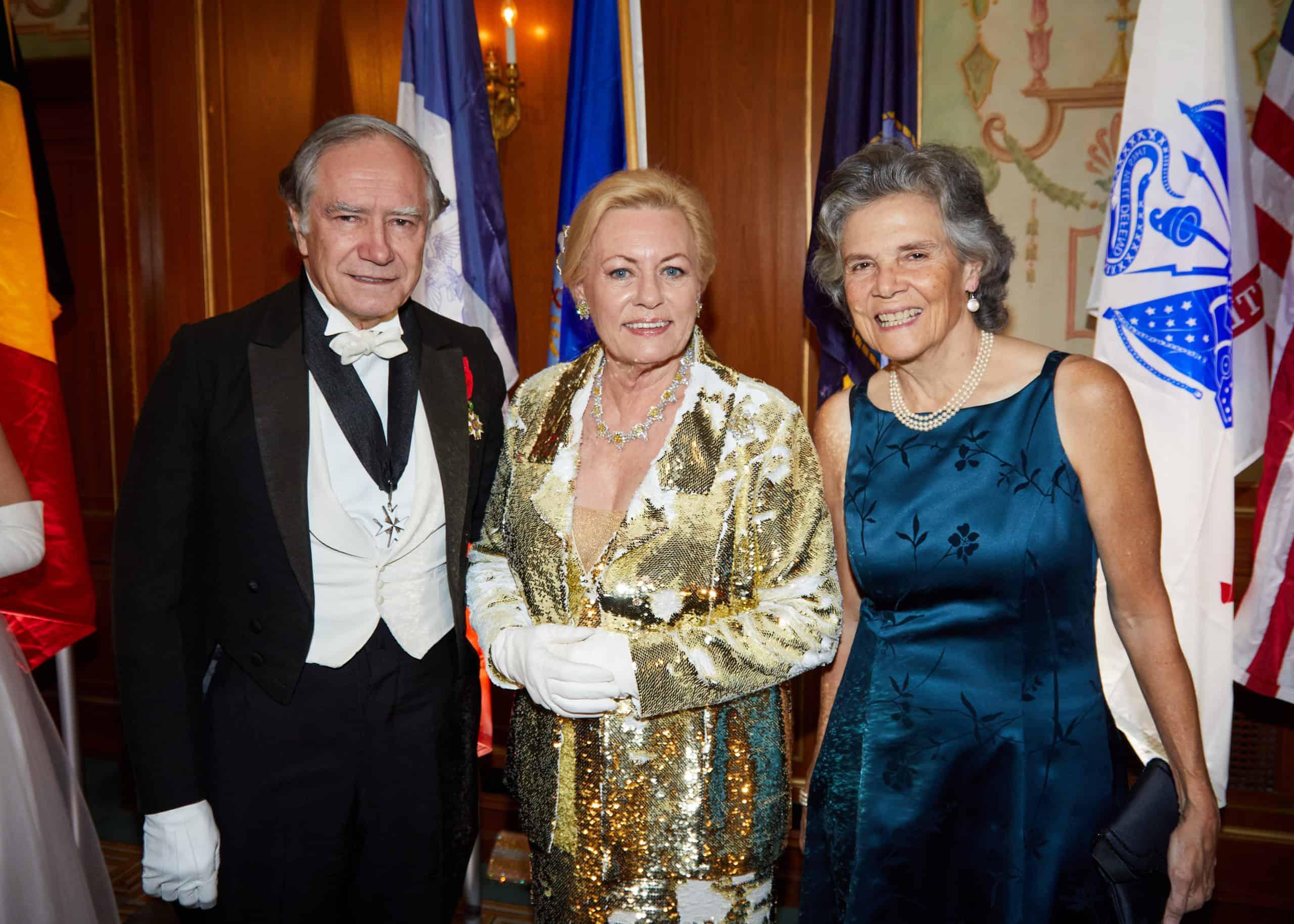 Kip Forbes, Julia Irene Kauffman and Moira Mumma