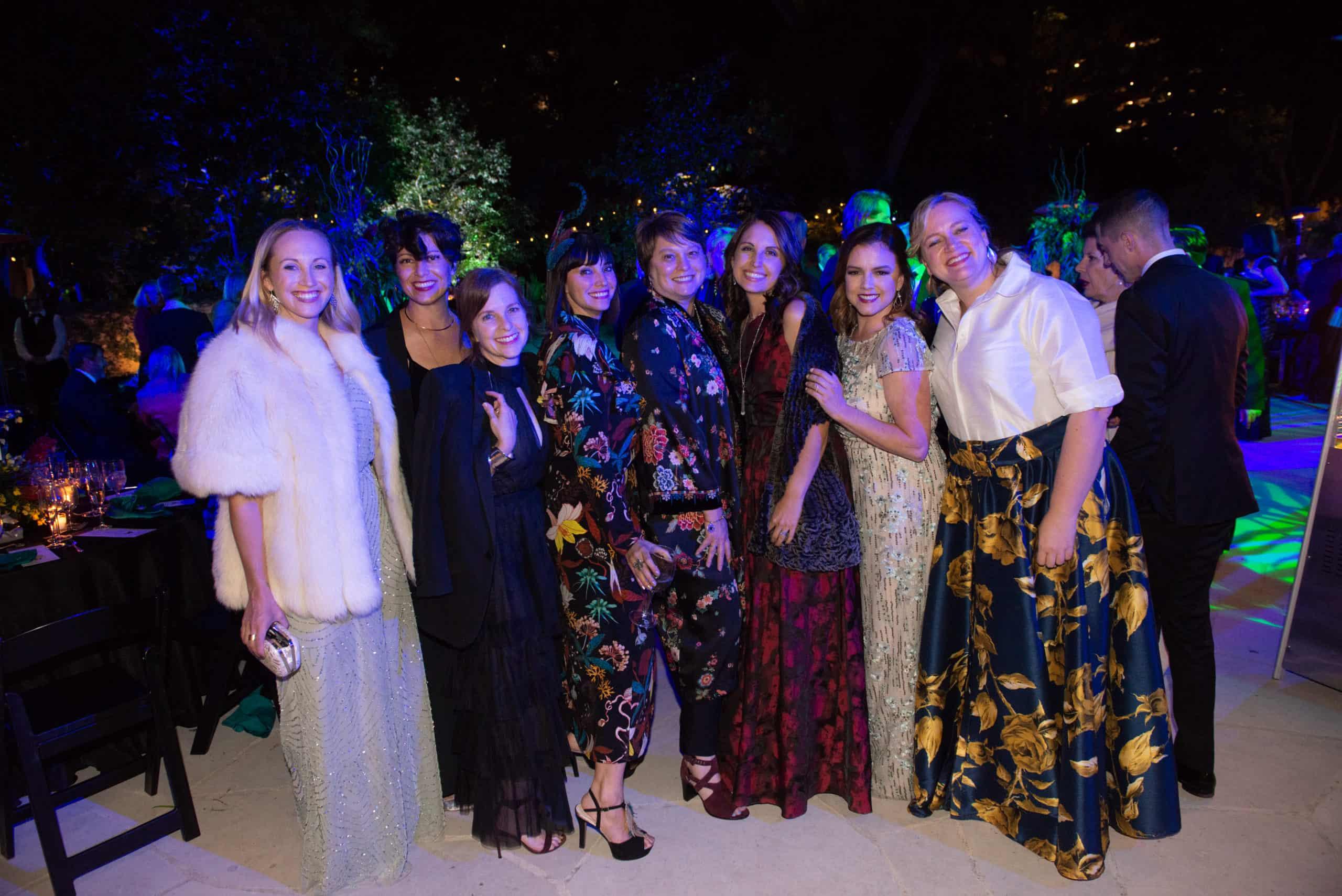Lindsey Tognietti, Annie Vance, Sarah Herr, Sommer Mello, Lisa Lemire, Lauren Noriega, Nicole Marold and Amy Zink