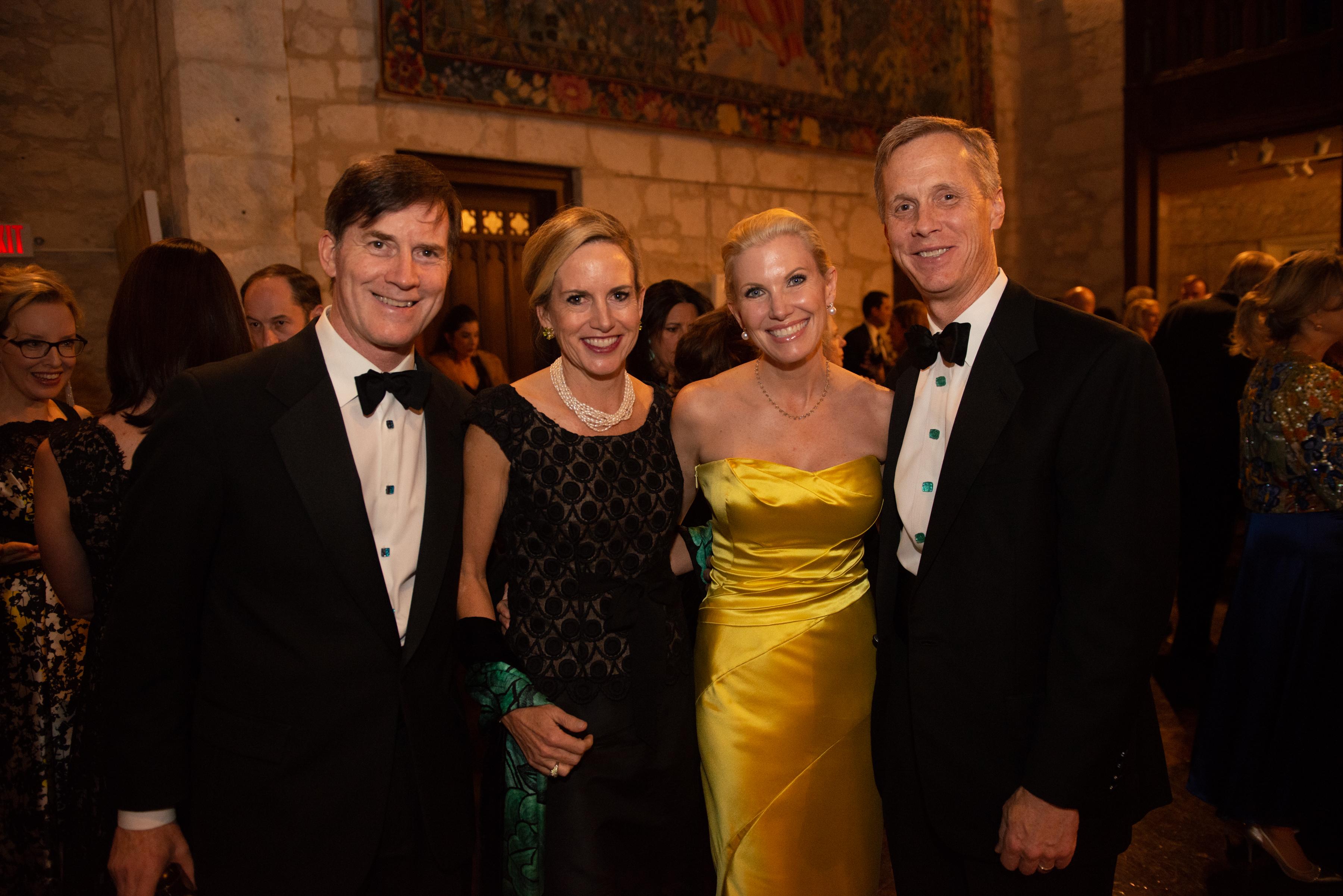 Bob and Jennifer Shemwell & Karen Lee and David Zachry