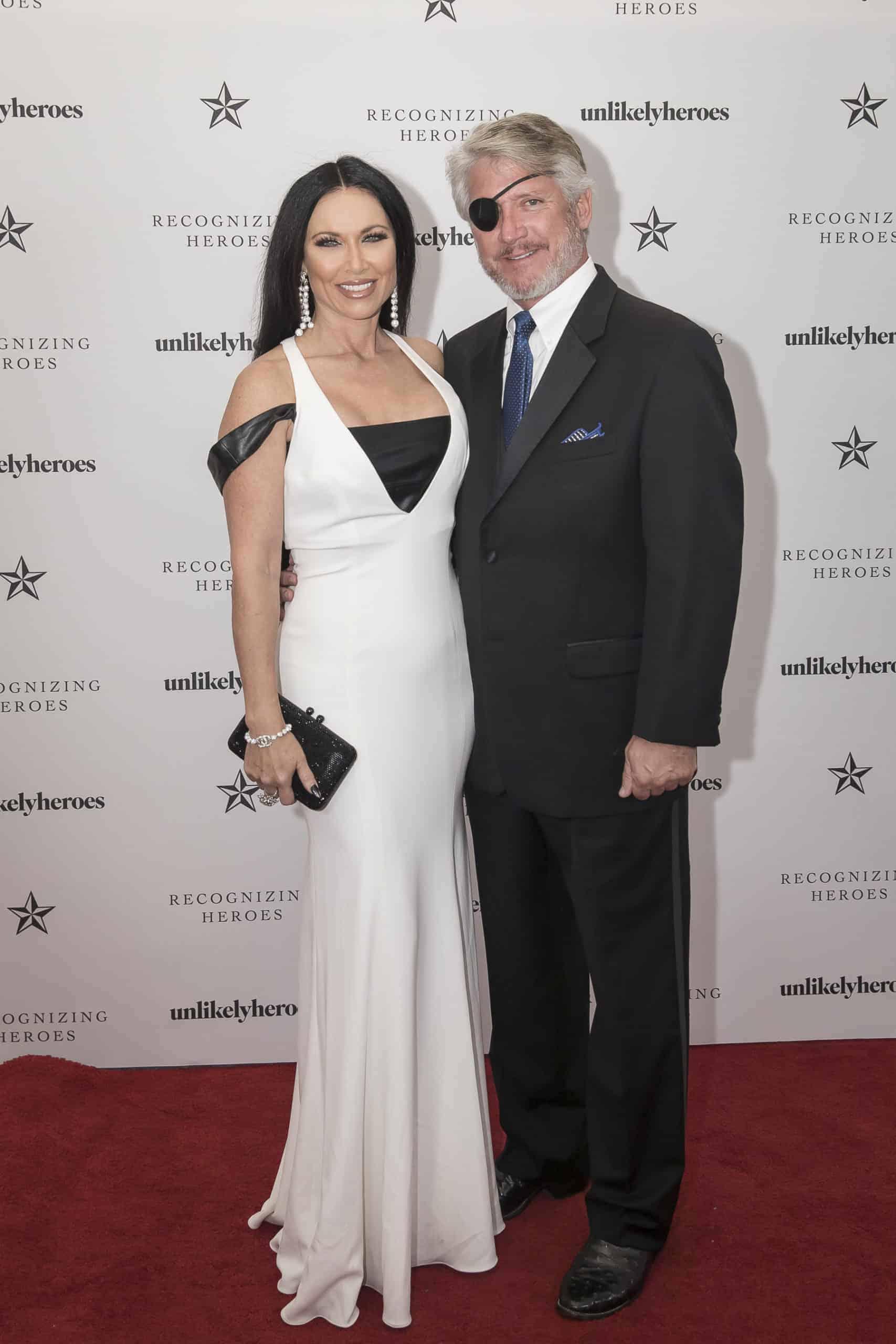 LeeAnne Locken and Rich Emberlin
