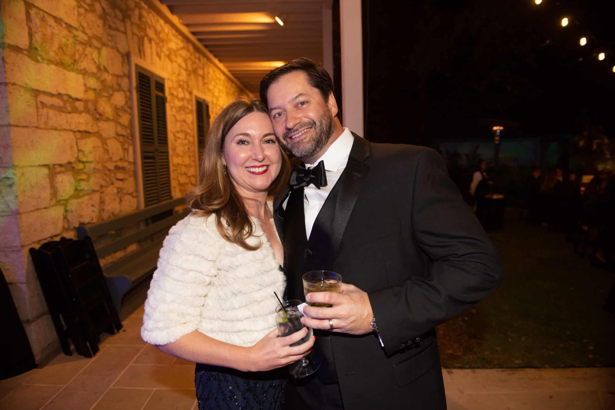 Melissa and Derek Kidd