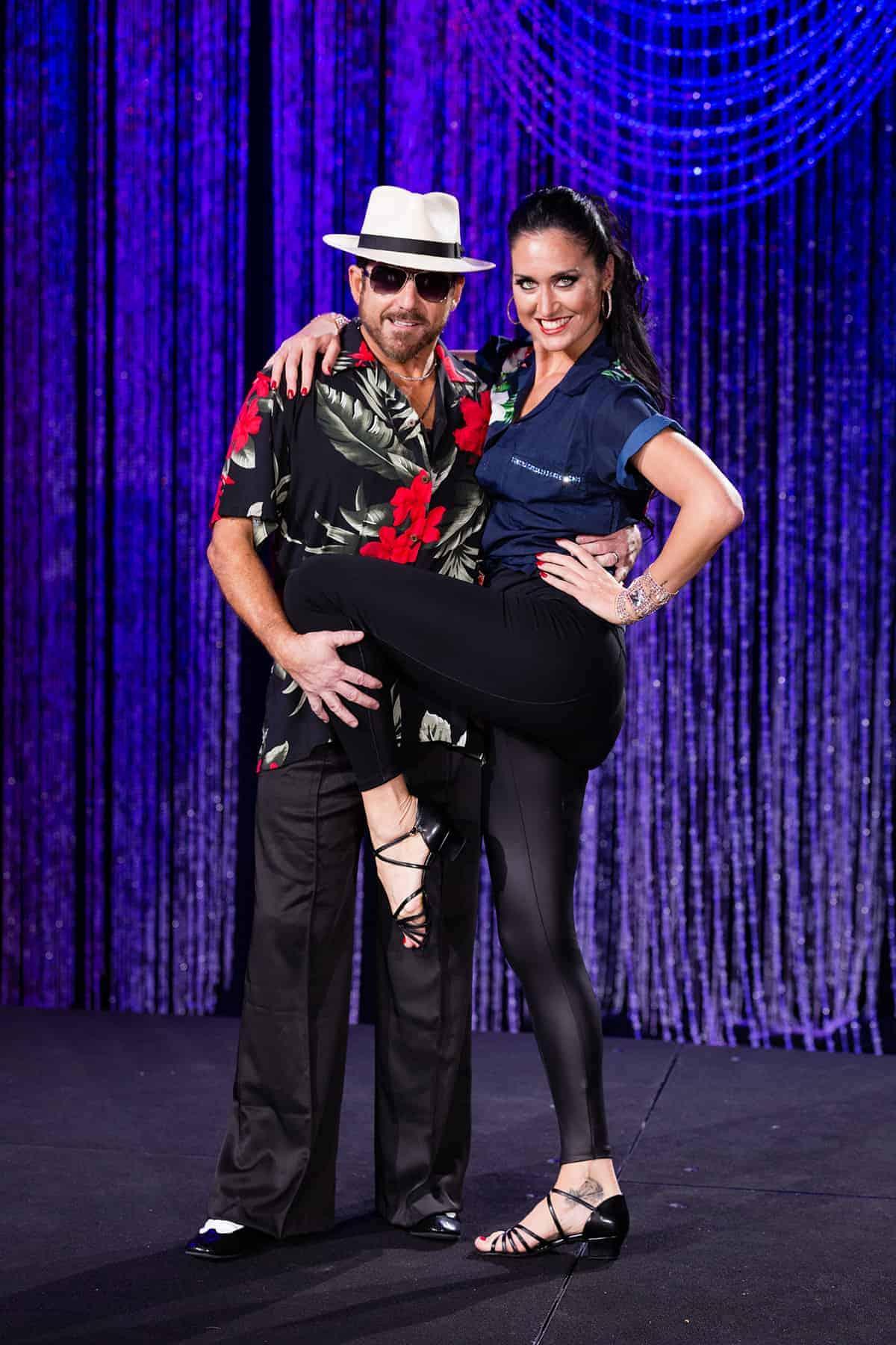 Steve Hernandez and Sara Berens