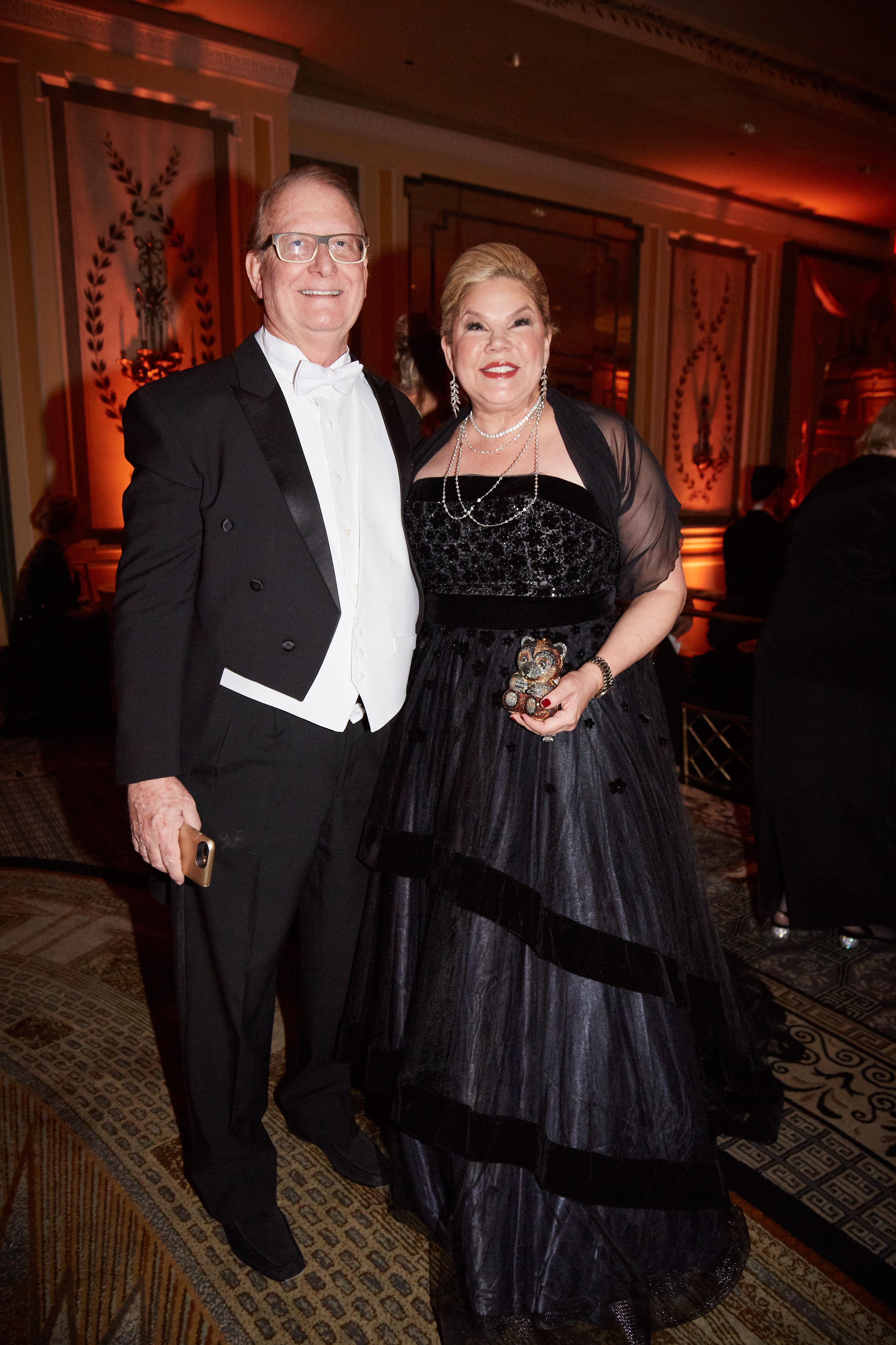 Steve and Ava Late