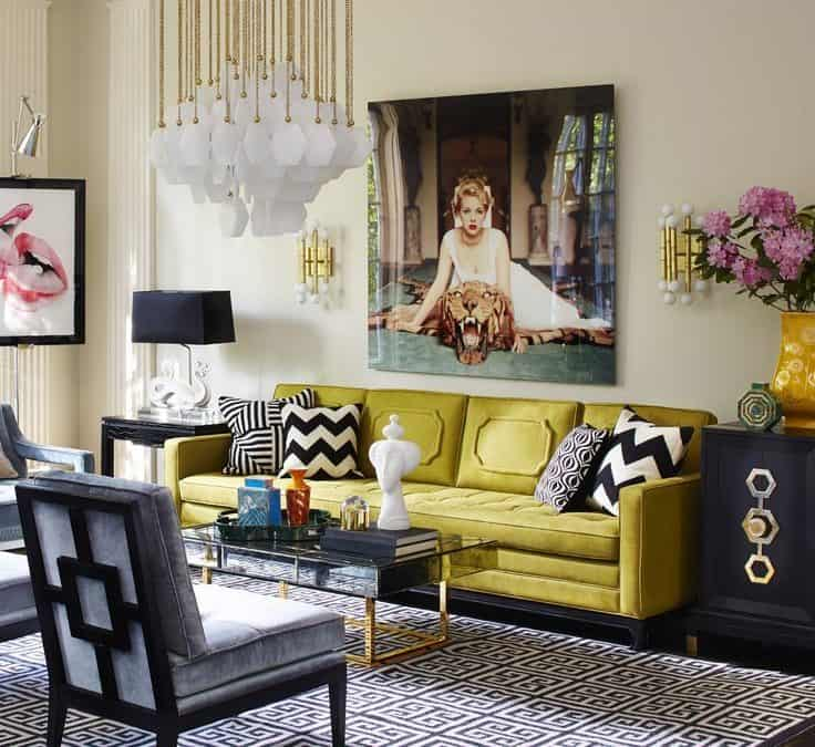 6 SOPHISTICATED & SPIRITED INTERIORS THAT INSPIRE FOR SPRING