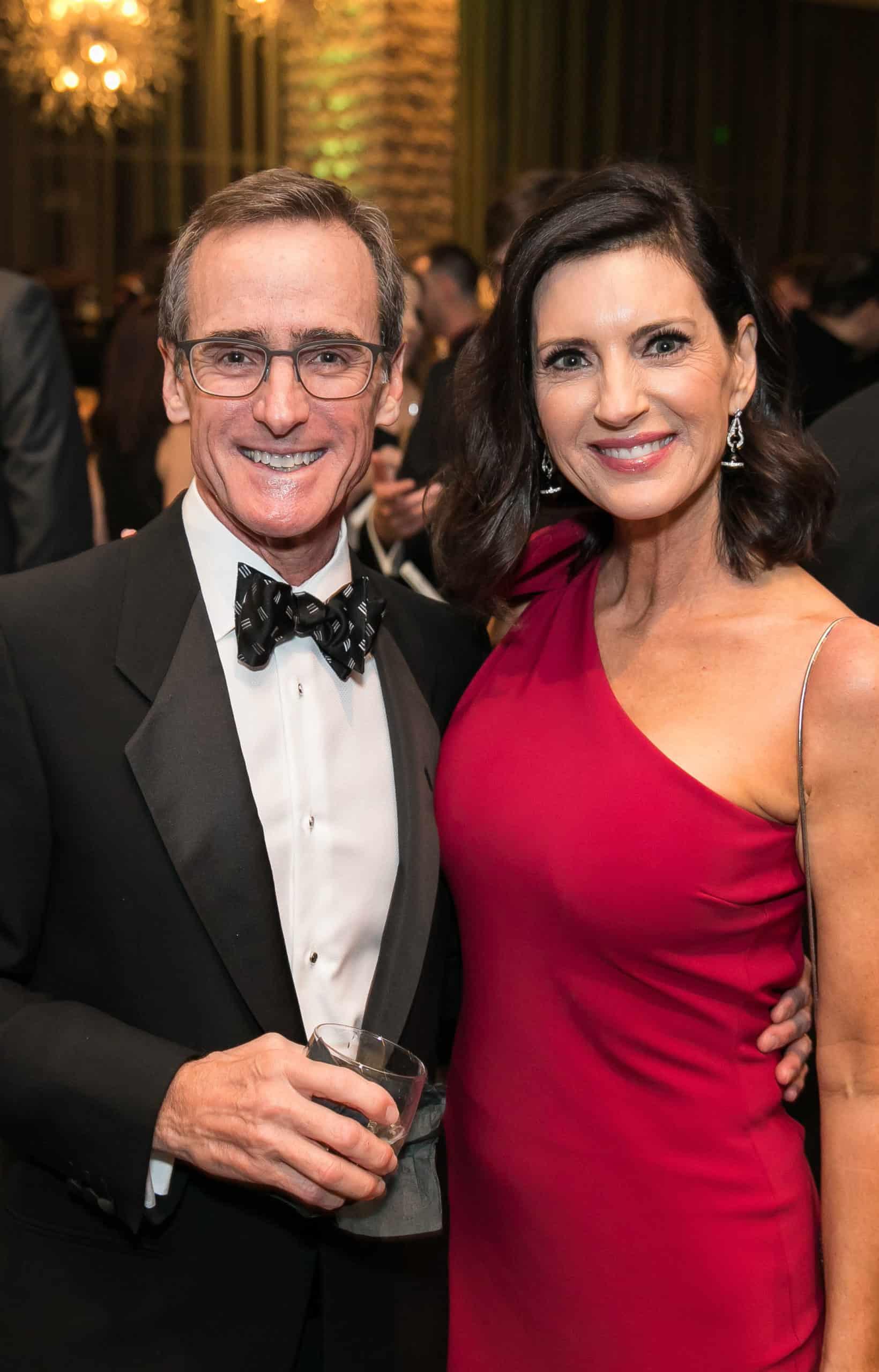 Angela and Pierre Filardi