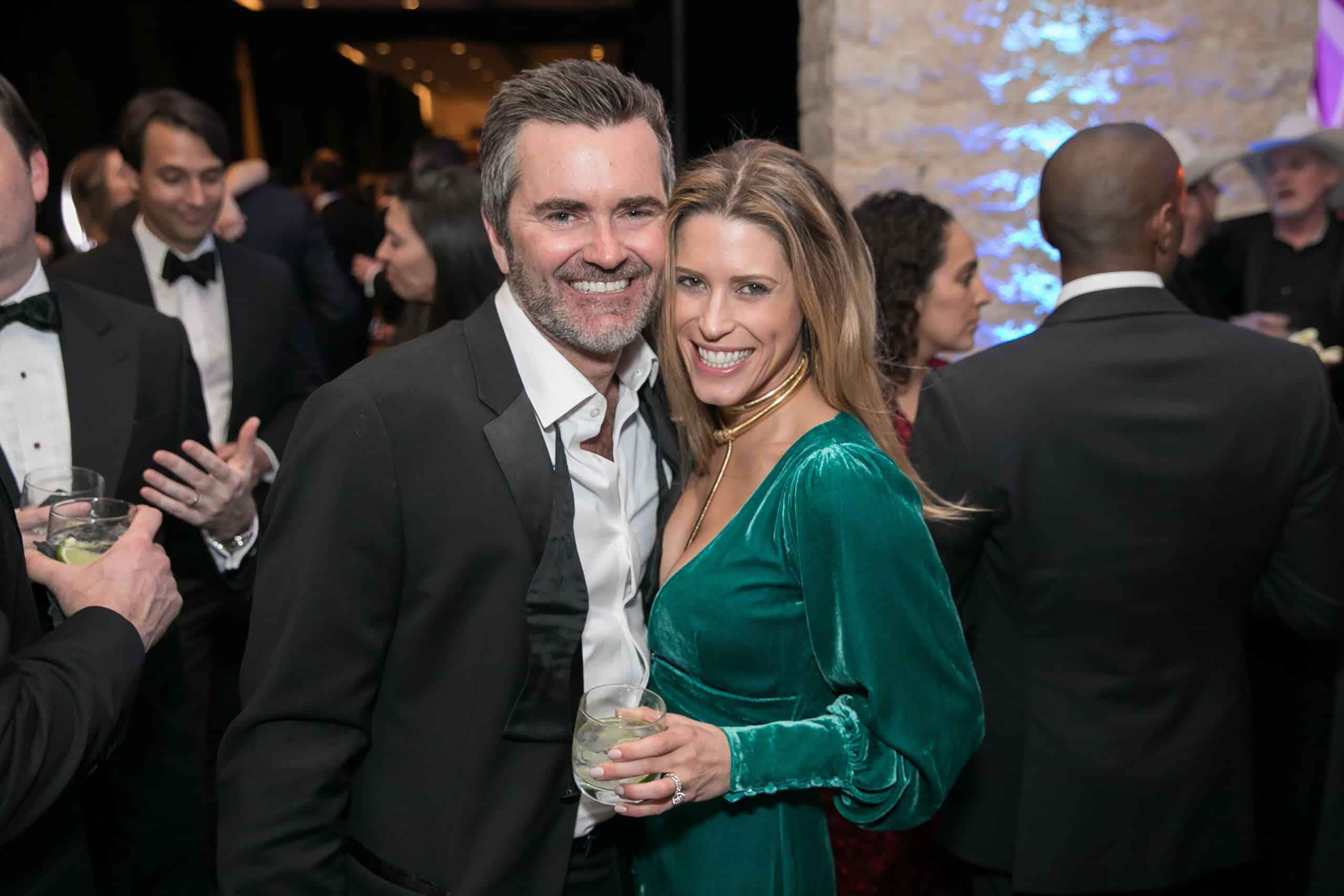 Joe and Kirstin Ross