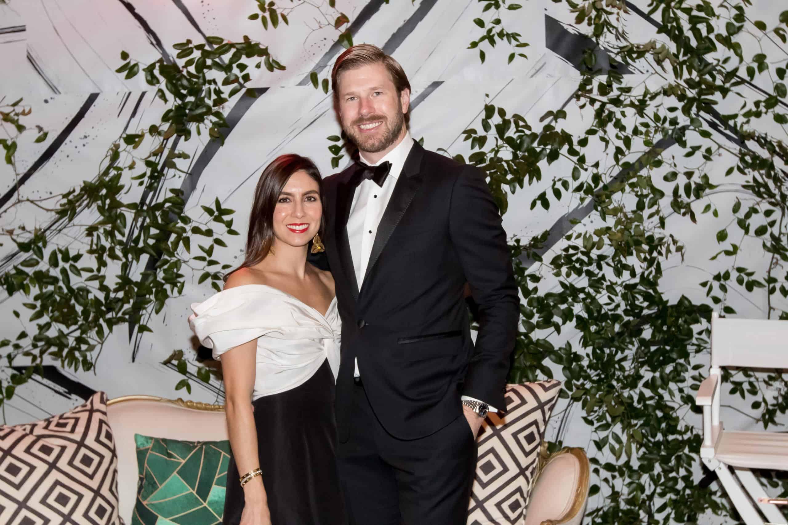 Katherine and Matt Gallagher