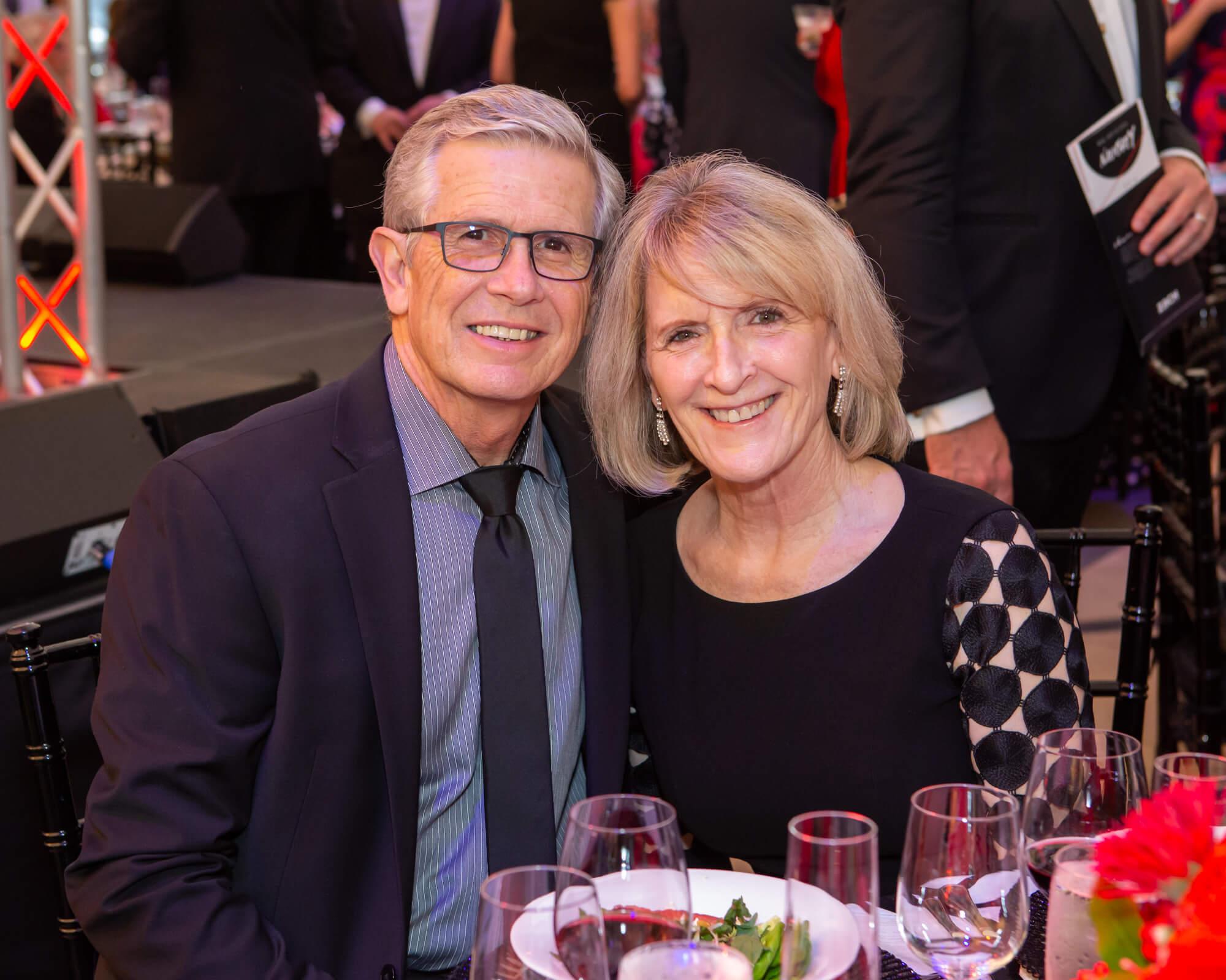 Chris and Carol Adams