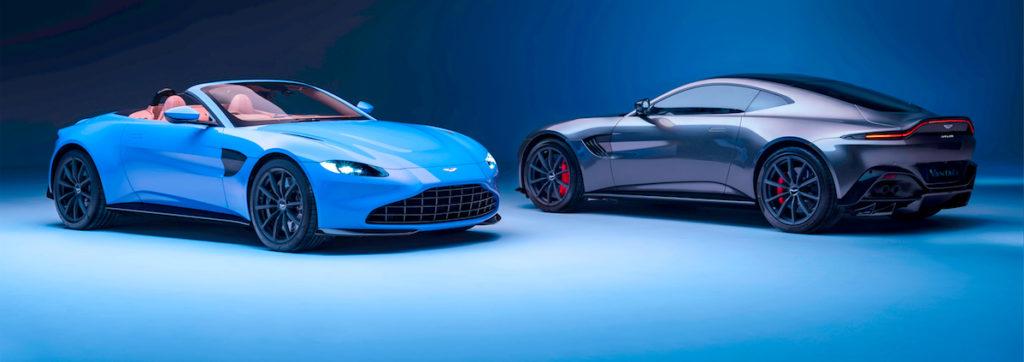Aston Martin Vantage Roadster & Coupe