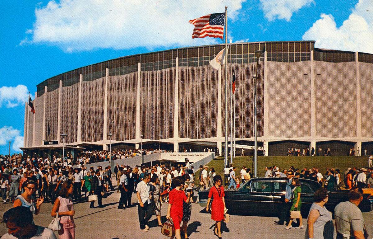 Houston Astrodome, 1960s