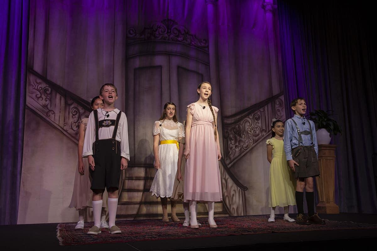 Houston Children's Chorus performs