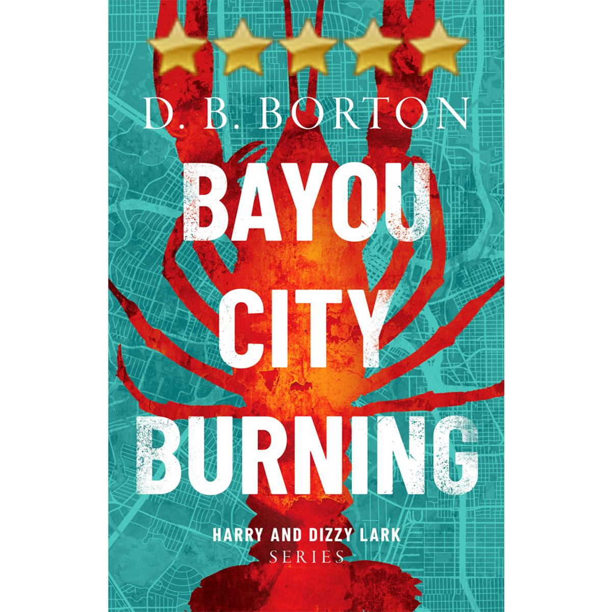 NCN Bayou City Burning REPLACEMENT