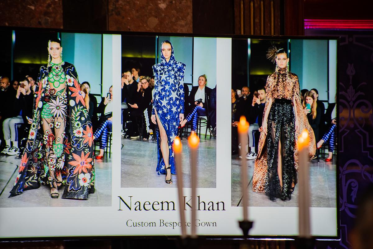 Naeem Khan live auction item (2)