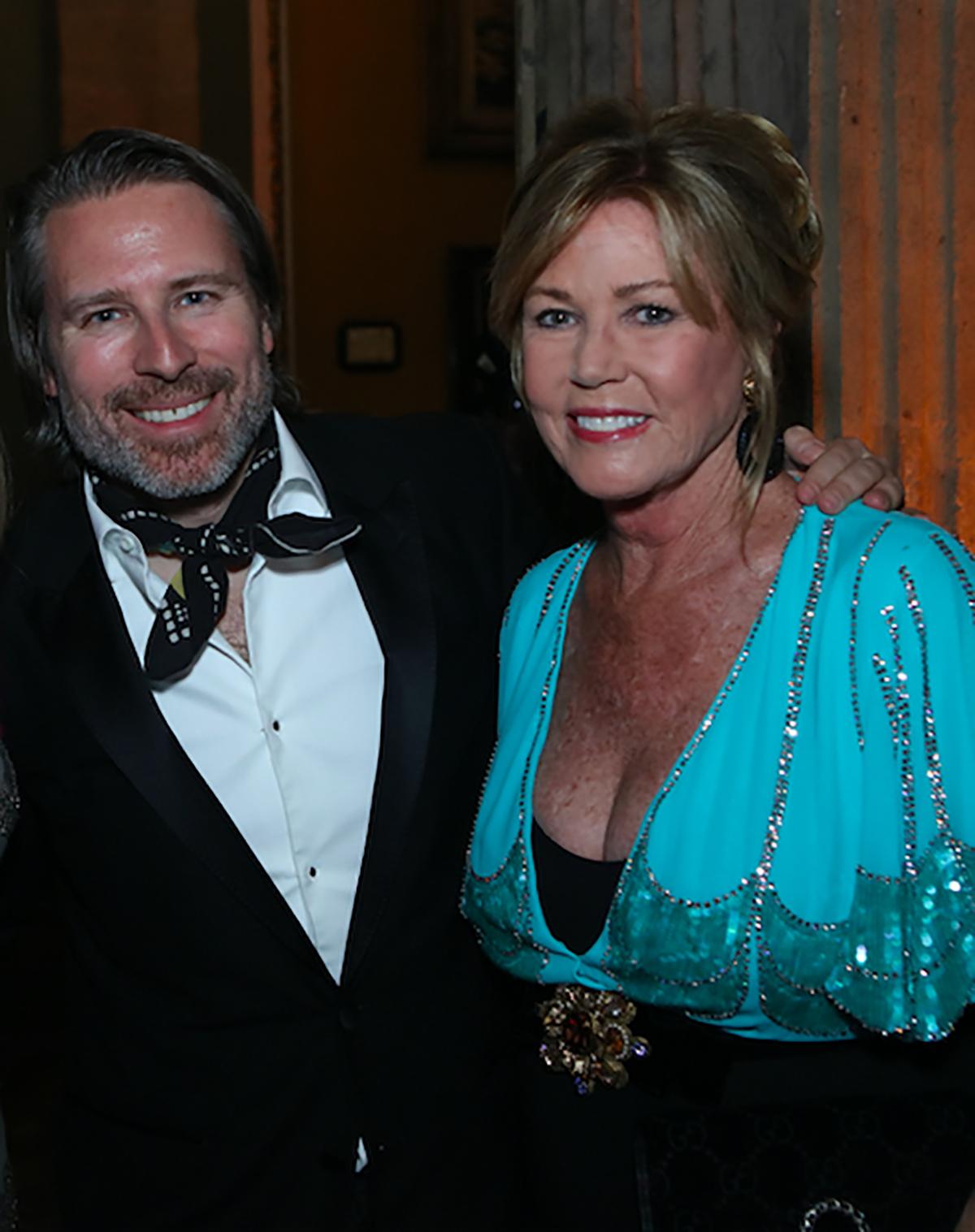 Rodman Promack and Kathy Koll