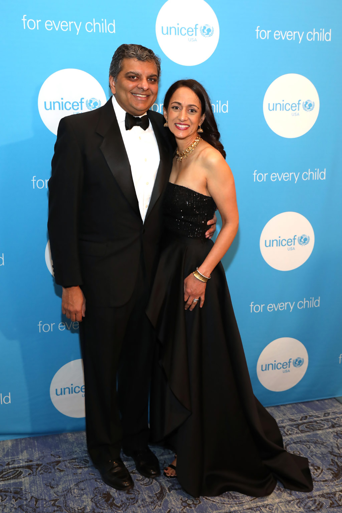 3rd Annual UNICEF Dallas Gala 2020  Arrivals