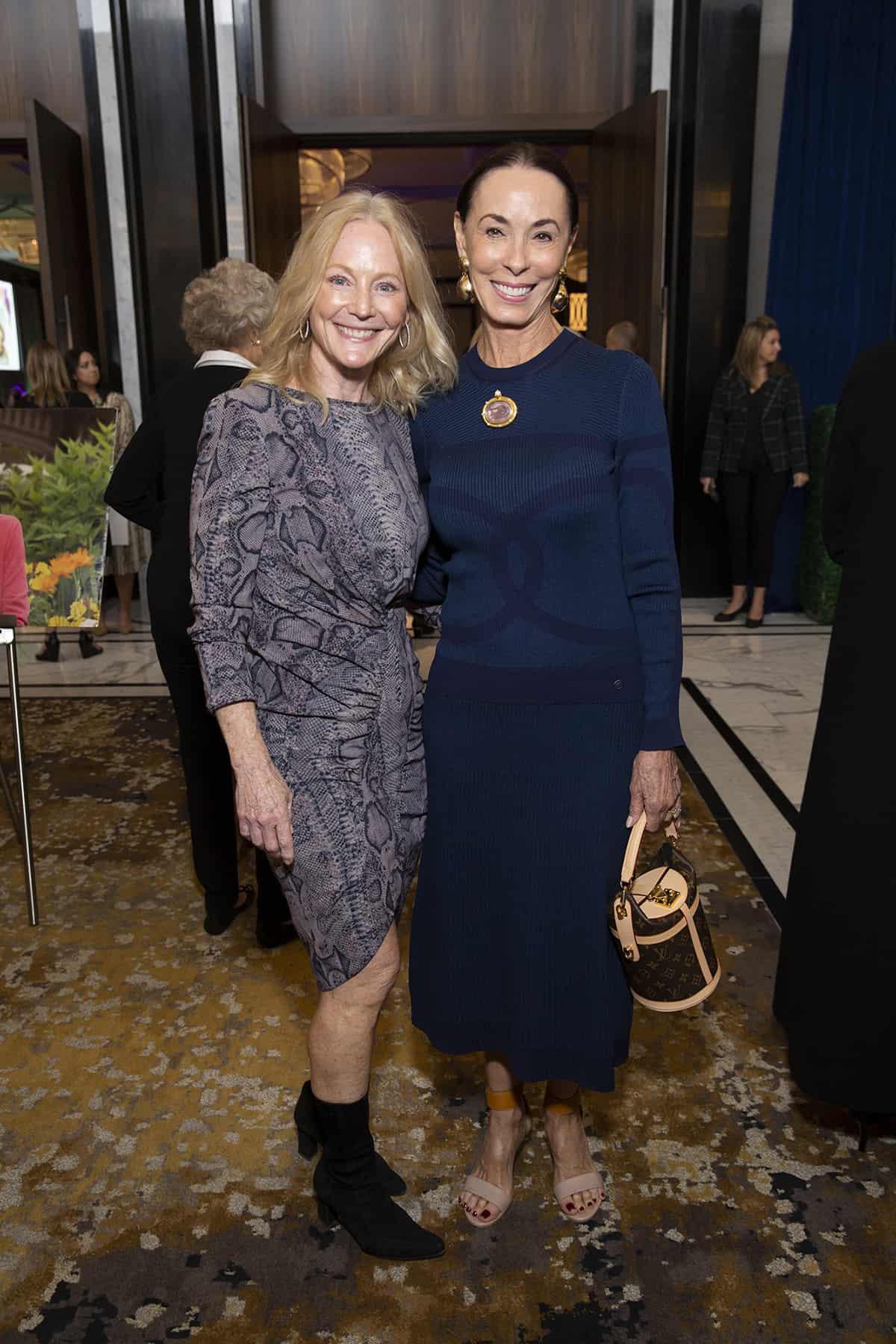 Trish Morille and Sue Smith