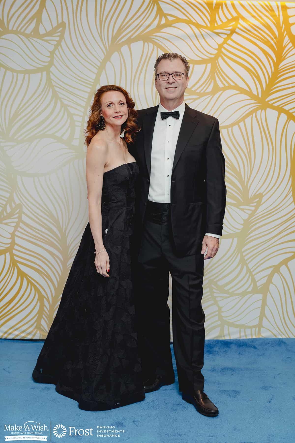 Andrea Bullock and David Roberts