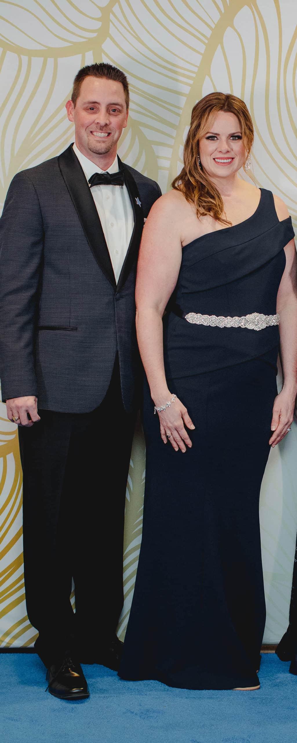 Anthony and Jennifer Schiavo
