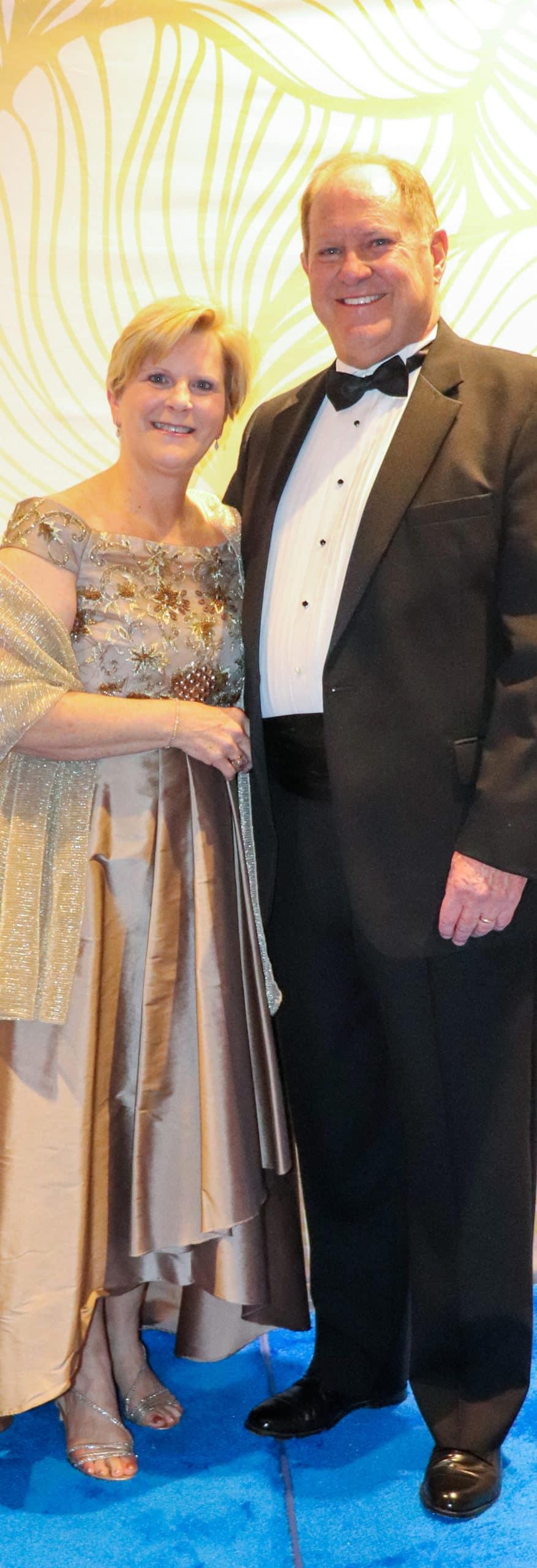 Barbara and Jim Alfred