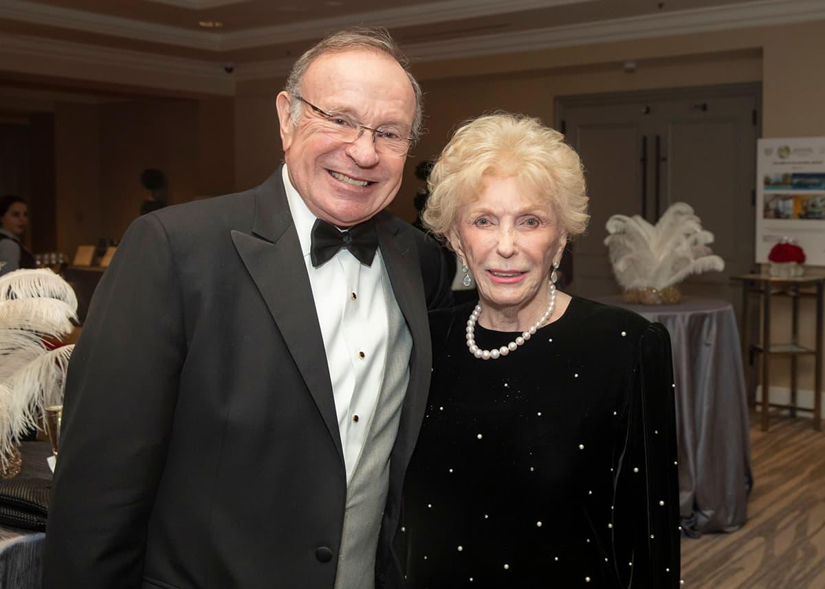 Bill Krumack and Amelia Bullock
