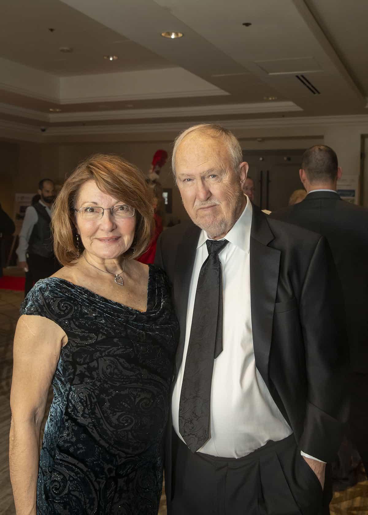 Carol and Doug Logan
