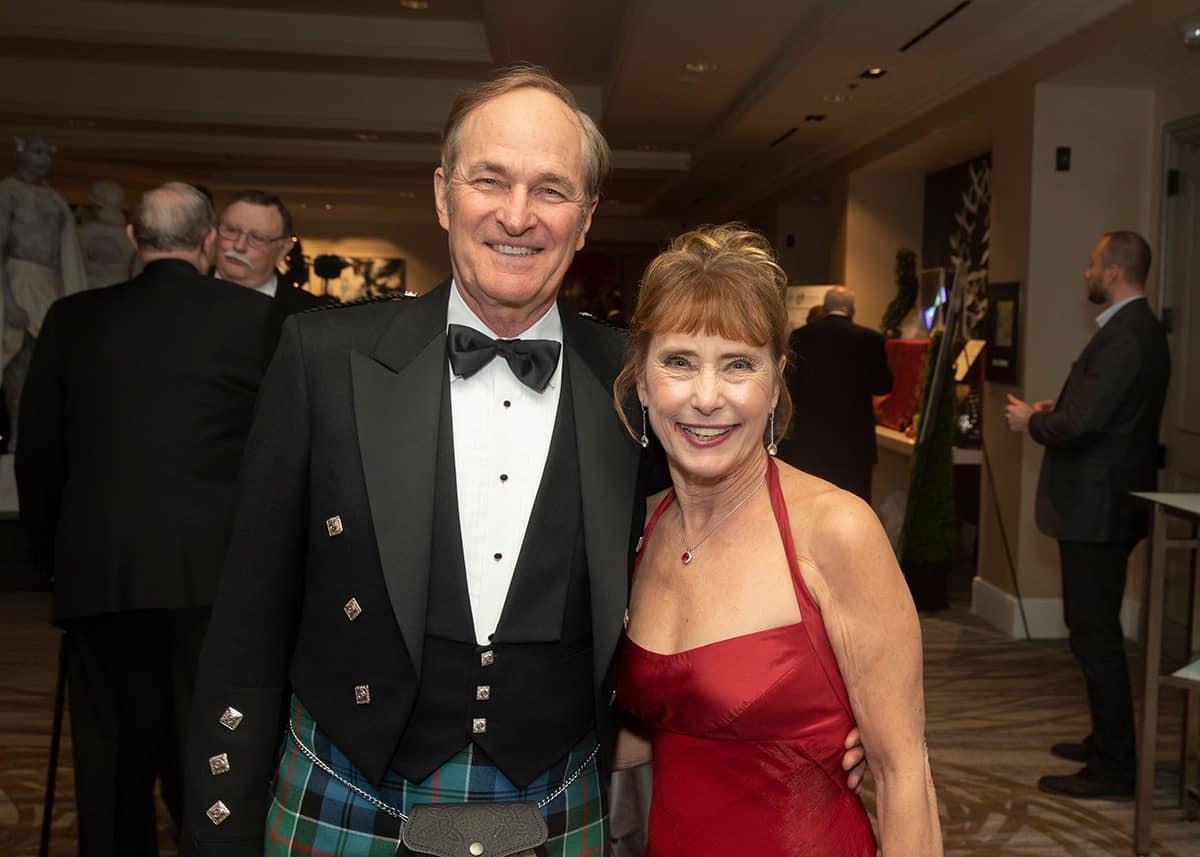 Hudson and Diane Ingram