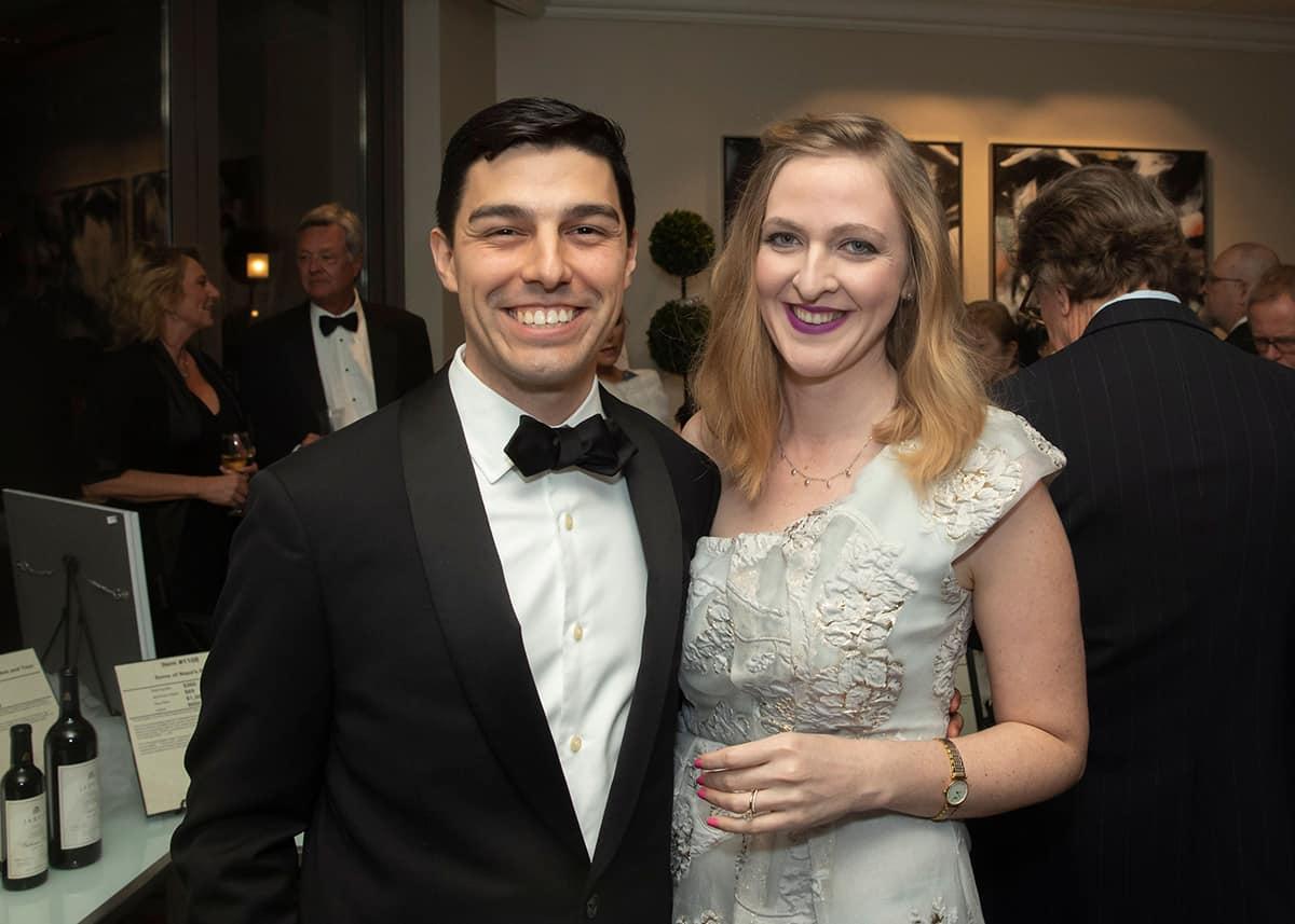 Matthew and Ariane Arth