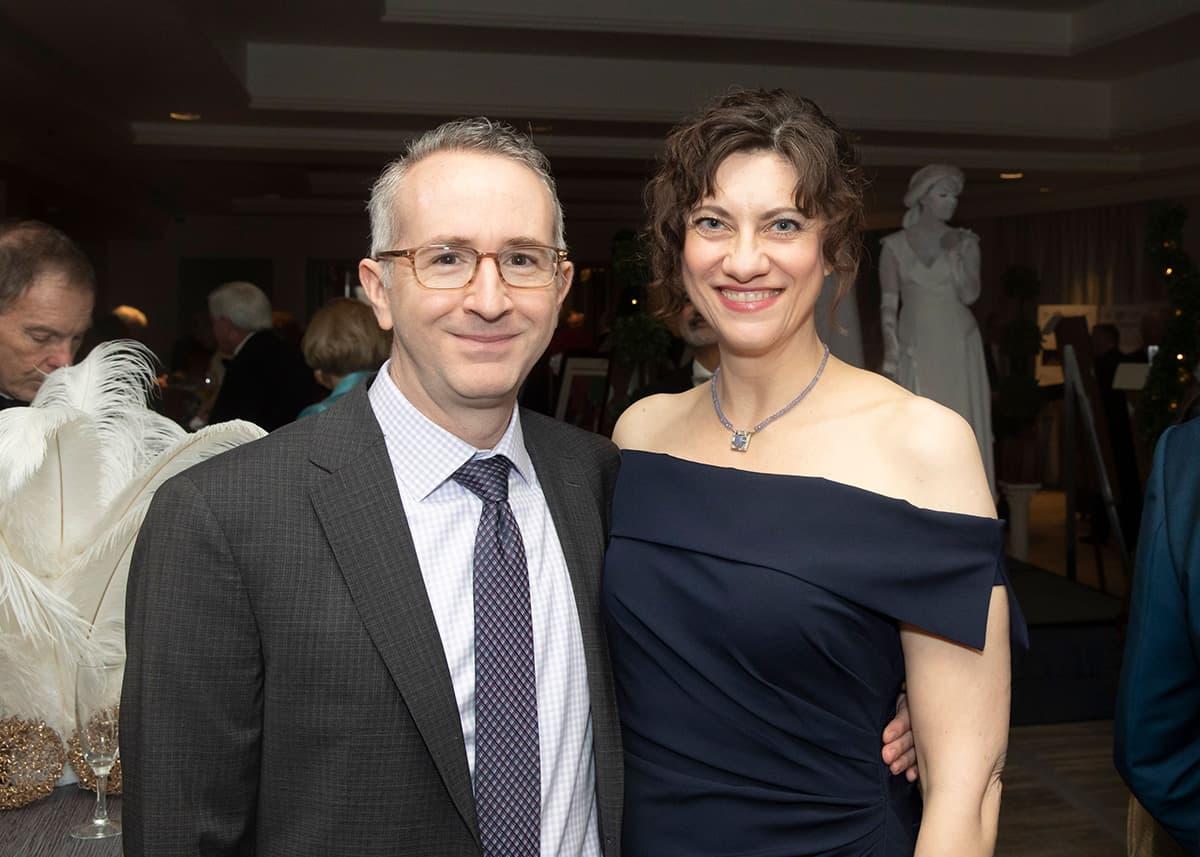 Michael and Tina Barrett