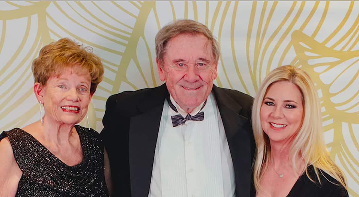 Shirley and Bob Bright _ Jill Skinner