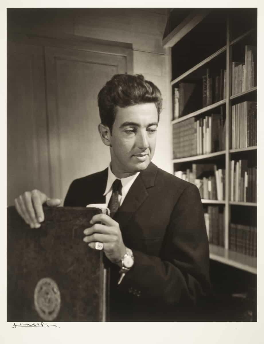 MAIN Robert L.B. Tobin, 1950s