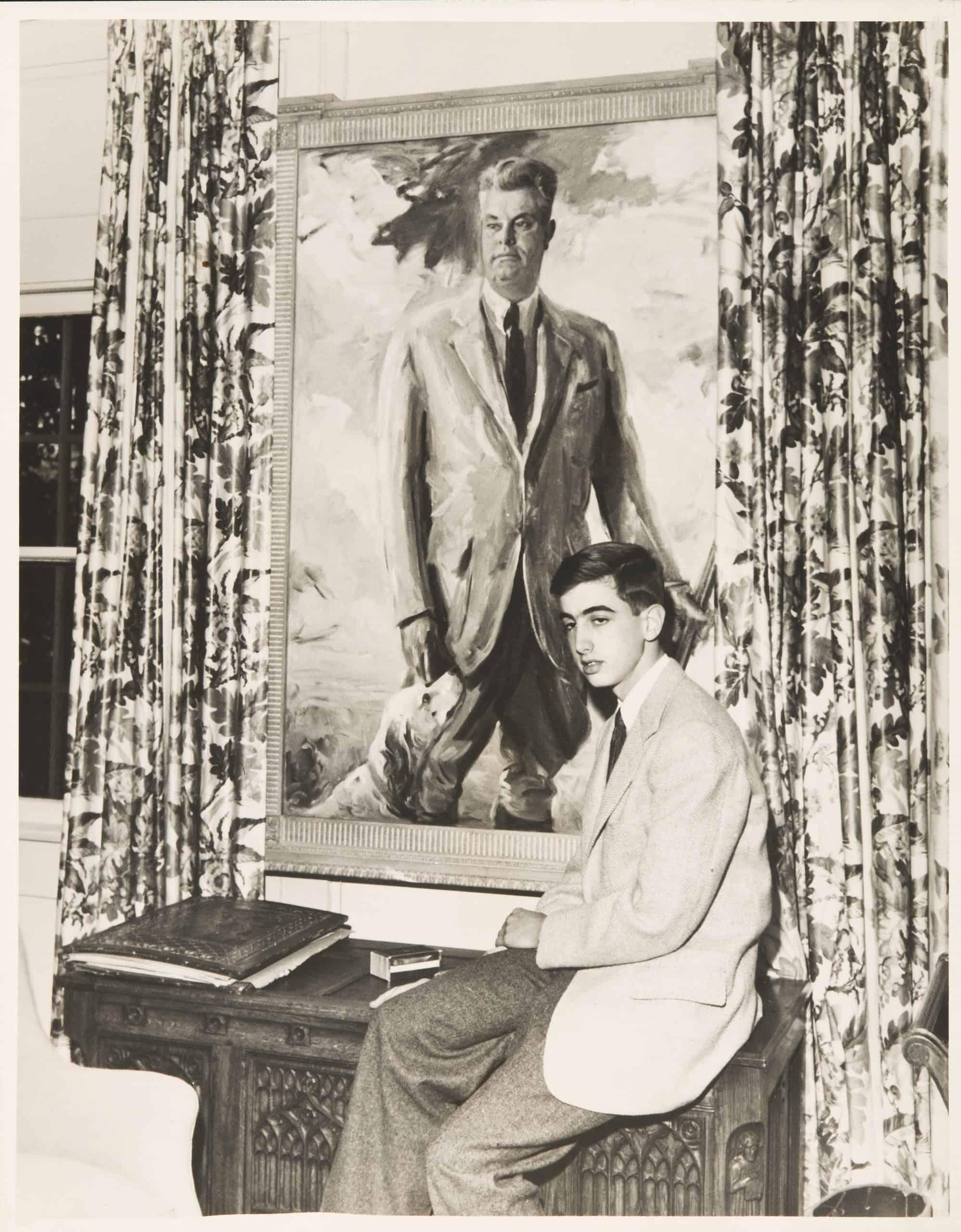 Robert L.B. Tobin, 1950s