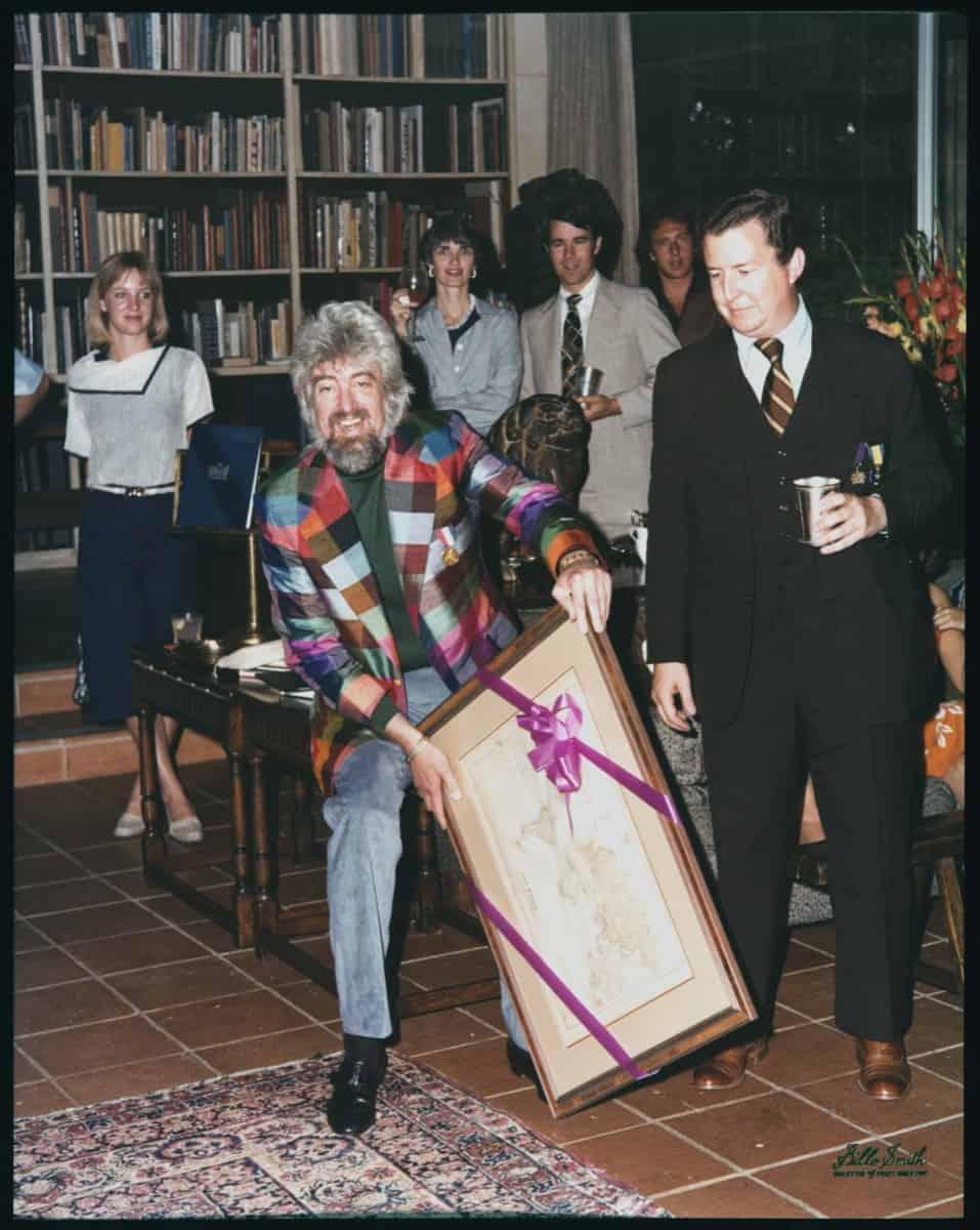 Robert L.B. Tobin, 1980s