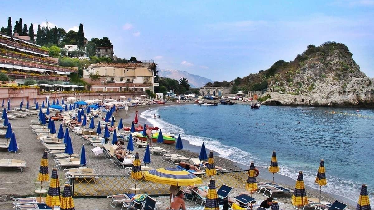 Taorimina, Sicily