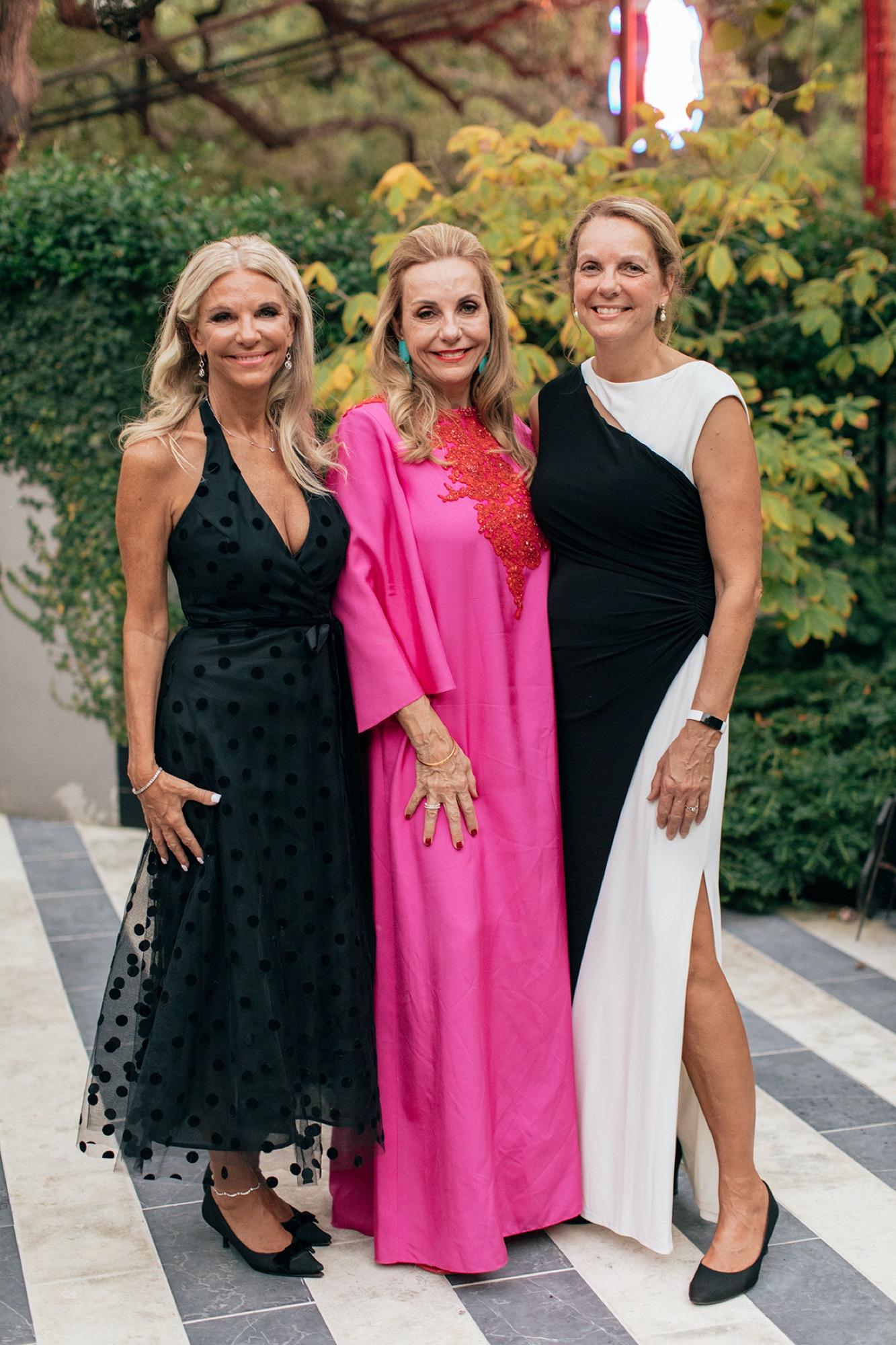 Amanda Black, Denise Hyde, and Megan Hoskins