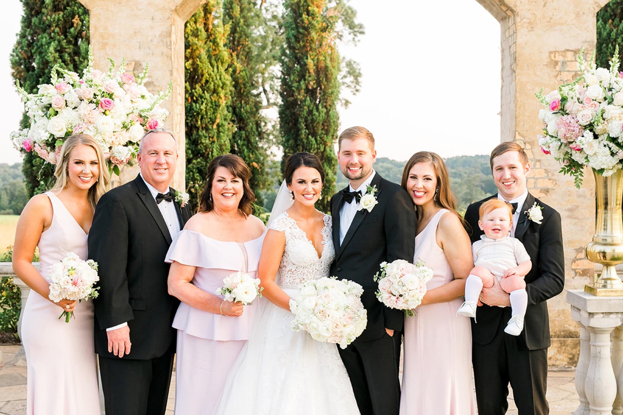 Villa Tyler Wedding   Madison & Drew   www.jillianhogan.com