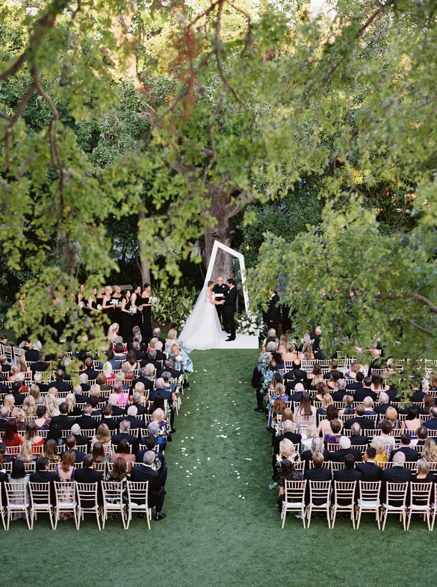 NCN Aerial Wedding