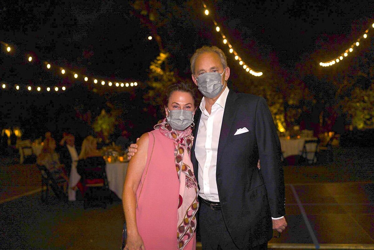 Belinda and Will Nixon LIGHTEN